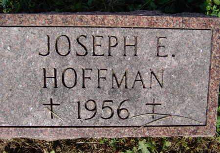HOFFMAN, JOSEPH E. - Warren County, Iowa | JOSEPH E. HOFFMAN