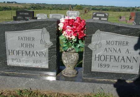 HOFFMAN, ANNA - Warren County, Iowa | ANNA HOFFMAN