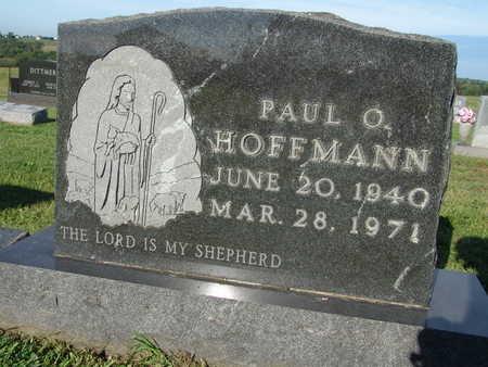 HOFFMAN, PAUL O. - Warren County, Iowa   PAUL O. HOFFMAN