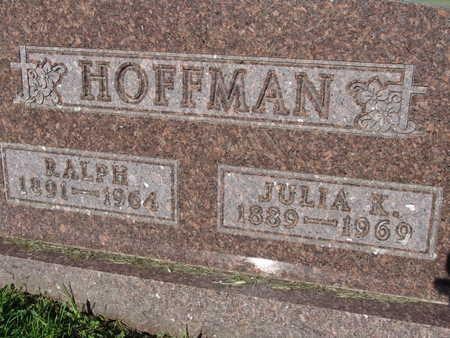 HOFFMAN, JULIA K. - Warren County, Iowa | JULIA K. HOFFMAN