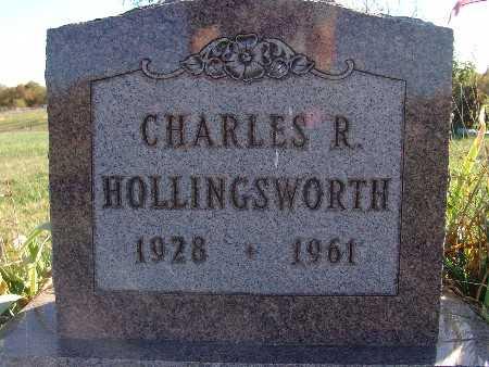 HOLLINGSWORTH, CHARLES R. - Warren County, Iowa | CHARLES R. HOLLINGSWORTH