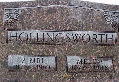 HOLLINGSWORTH, MELDA - Warren County, Iowa | MELDA HOLLINGSWORTH