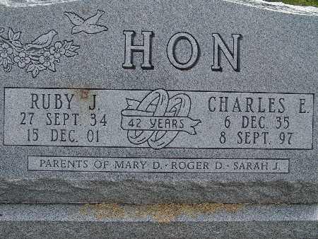 HON, CHARLES E. - Warren County, Iowa | CHARLES E. HON