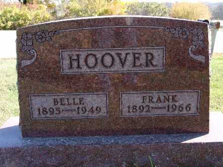 HOOVER, FRANK - Warren County, Iowa | FRANK HOOVER