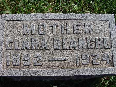 HORNADAY, CLARA BLANCHE - Warren County, Iowa | CLARA BLANCHE HORNADAY