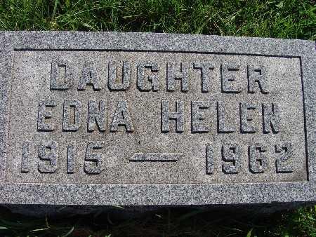 HORNADAY, EDNA HELEN - Warren County, Iowa | EDNA HELEN HORNADAY