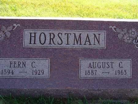 HORSTMAN, FERN C. - Warren County, Iowa | FERN C. HORSTMAN