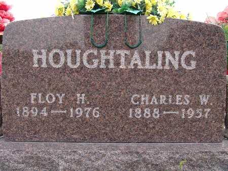 HOUGHTALING, FLOY H. - Warren County, Iowa | FLOY H. HOUGHTALING