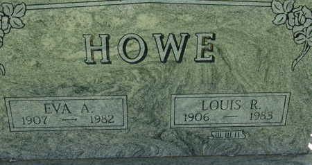 HOWE, LOUIS R - Warren County, Iowa | LOUIS R HOWE