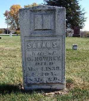 HOWERY, SARAH L. - Warren County, Iowa | SARAH L. HOWERY