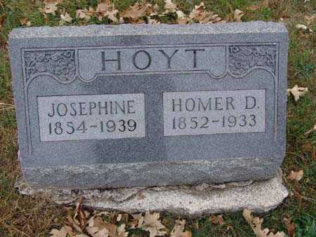 HOYT, JOSEPHINE - Warren County, Iowa | JOSEPHINE HOYT