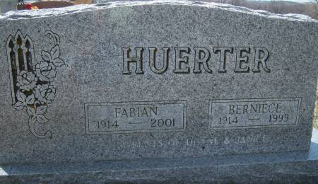 HUERTER, FABIAN - Warren County, Iowa | FABIAN HUERTER