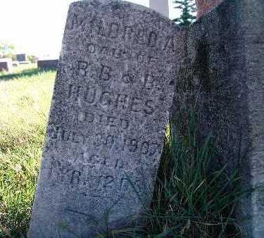 HUGHES, MILDRED A. - Warren County, Iowa | MILDRED A. HUGHES