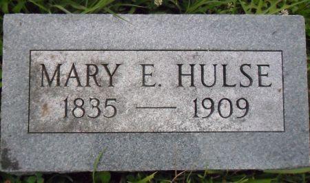 HULSE, MARY E. - Warren County, Iowa | MARY E. HULSE