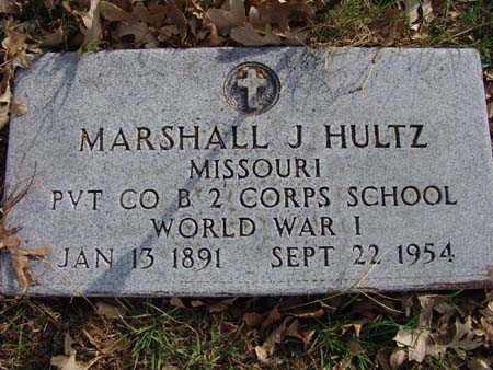 HULTZ, MARSHALL J. - Warren County, Iowa | MARSHALL J. HULTZ