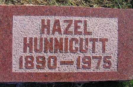 HUNNICUTT, HAZEL - Warren County, Iowa | HAZEL HUNNICUTT