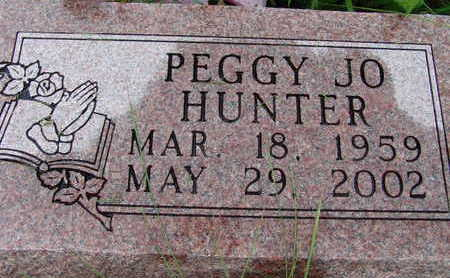 HUNTER, PEGGY JO - Warren County, Iowa   PEGGY JO HUNTER
