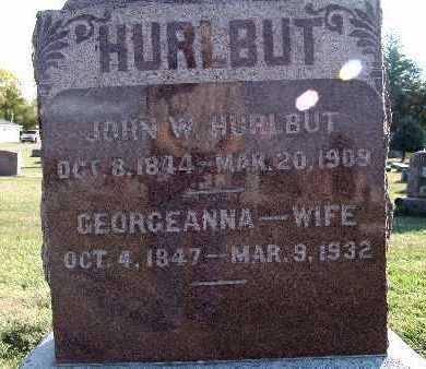 HURLBUT, GEORGEANNA - Warren County, Iowa | GEORGEANNA HURLBUT