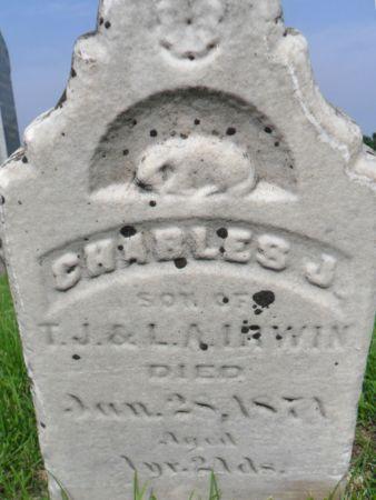 IRWIN, CHARLES J. - Warren County, Iowa | CHARLES J. IRWIN
