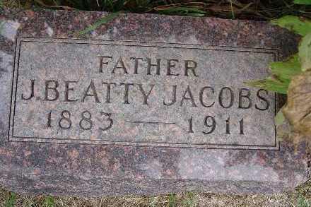 JACOBS, J. BEATTY - Warren County, Iowa | J. BEATTY JACOBS