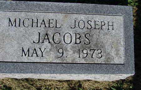 JACOBS, MICHAEL JOSEPH - Warren County, Iowa   MICHAEL JOSEPH JACOBS