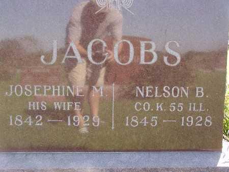 JACOBS, NELSON B - Warren County, Iowa | NELSON B JACOBS