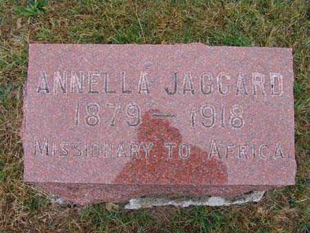 JAGGARD, ANNELLA - Warren County, Iowa | ANNELLA JAGGARD