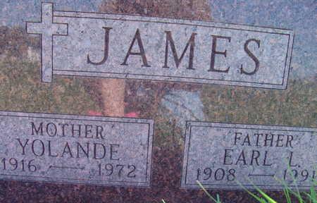 JAMES, EARL L - Warren County, Iowa | EARL L JAMES