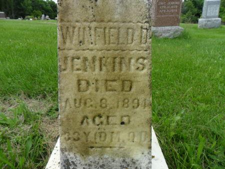 JENKINS, WINFIELD D. - Warren County, Iowa | WINFIELD D. JENKINS