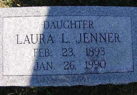 JENNER, LAURA L. - Warren County, Iowa   LAURA L. JENNER