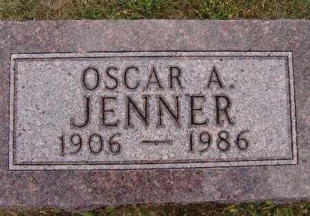 JENNER, OSCAR A. - Warren County, Iowa   OSCAR A. JENNER