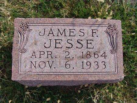 JESSE, JAMES F. - Warren County, Iowa | JAMES F. JESSE