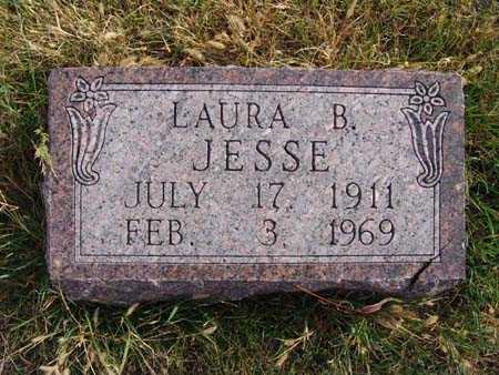 JESSE, LAURA B. - Warren County, Iowa | LAURA B. JESSE