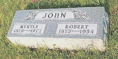 JOHN, ROBERT - Warren County, Iowa | ROBERT JOHN