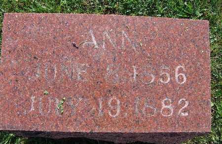 JOHNS, ANN - Warren County, Iowa | ANN JOHNS