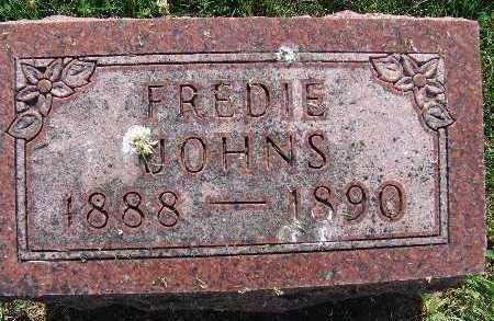 JOHNS, FREDIE - Warren County, Iowa | FREDIE JOHNS