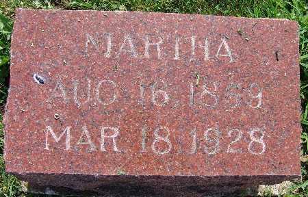 JOHNS, MARTHA - Warren County, Iowa | MARTHA JOHNS