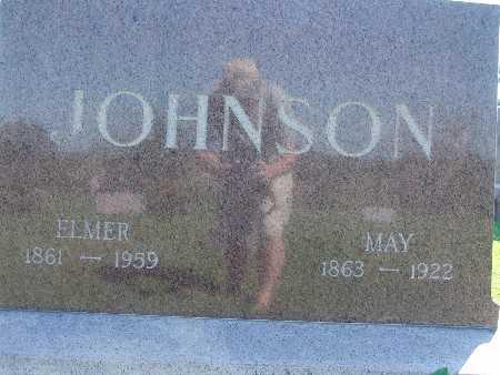 JOHNSON, ELMER - Warren County, Iowa | ELMER JOHNSON