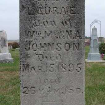 JOHNSON, LAURA E. - Warren County, Iowa | LAURA E. JOHNSON