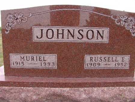 JOHNSON, MURIEL - Warren County, Iowa | MURIEL JOHNSON