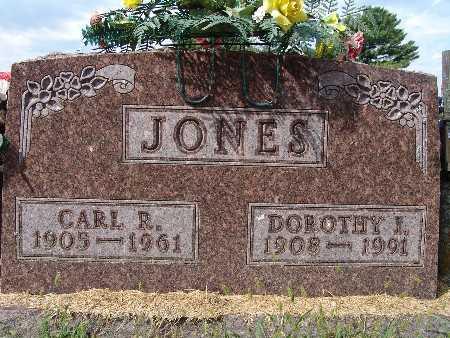 JONES, DOROTHY I. - Warren County, Iowa | DOROTHY I. JONES