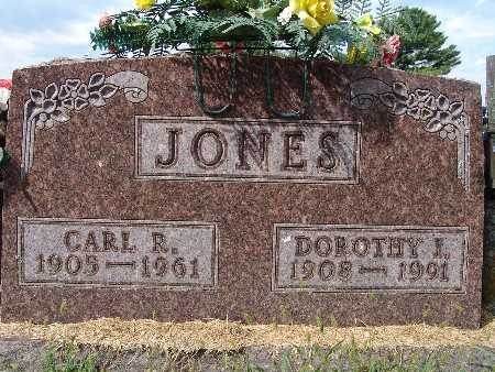 JONES, CARL R. - Warren County, Iowa | CARL R. JONES