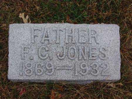 JONES, F. C. - Warren County, Iowa | F. C. JONES