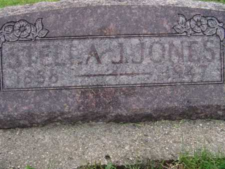 JONES, STELLA J. - Warren County, Iowa | STELLA J. JONES