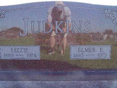 JUDKINS, ELMER E - Warren County, Iowa   ELMER E JUDKINS