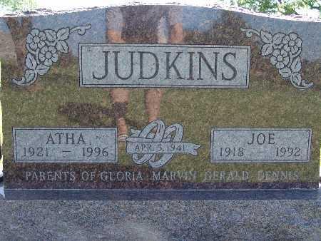 JUDKINS, ATHA - Warren County, Iowa | ATHA JUDKINS