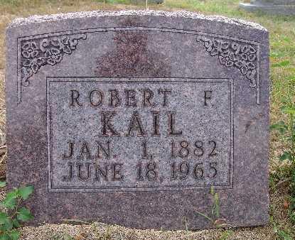 KAIL, ROBERT F. - Warren County, Iowa | ROBERT F. KAIL