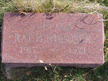 KALTENHEUSER, VELMA - Warren County, Iowa | VELMA KALTENHEUSER