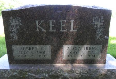 KEEL, AUBREY E. - Warren County, Iowa | AUBREY E. KEEL