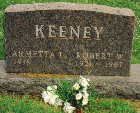 KEENEY, ROBERT W. - Warren County, Iowa | ROBERT W. KEENEY
